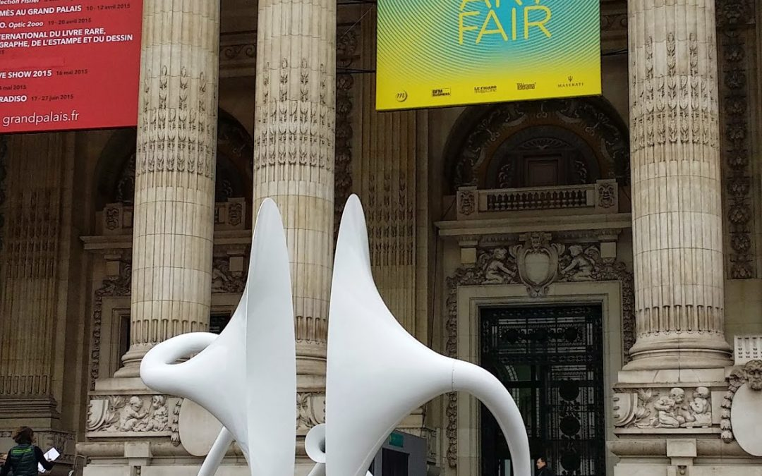 Art Paris Art Fair 2015 au Grand Palais